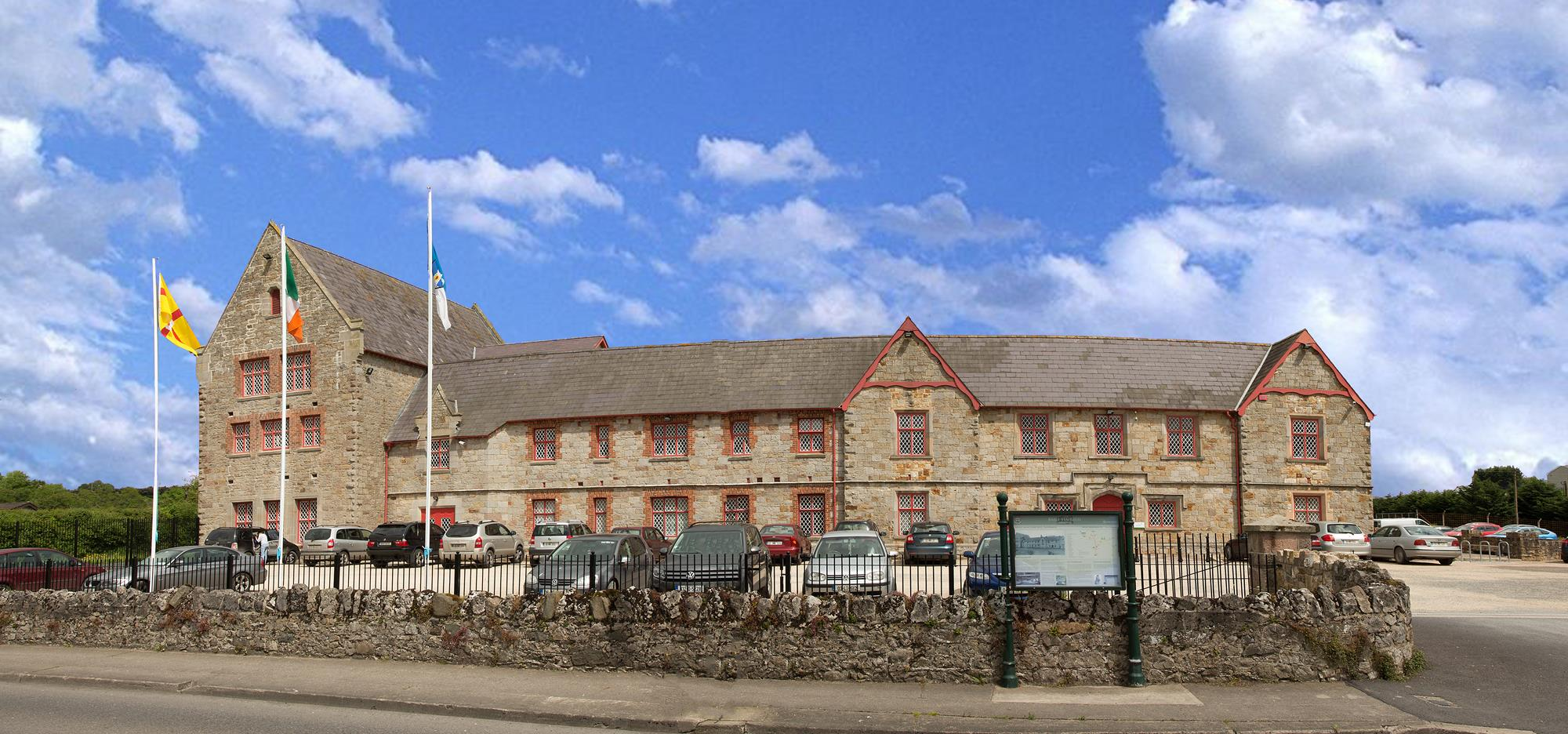 Carrickmacross Workhouse